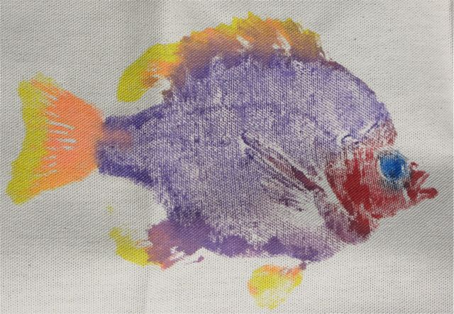 fishprint- gyotaku