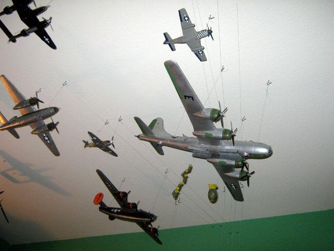 planes-model