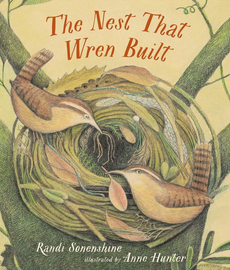 STEM Friday #Kidlit The Nest That Wren Built