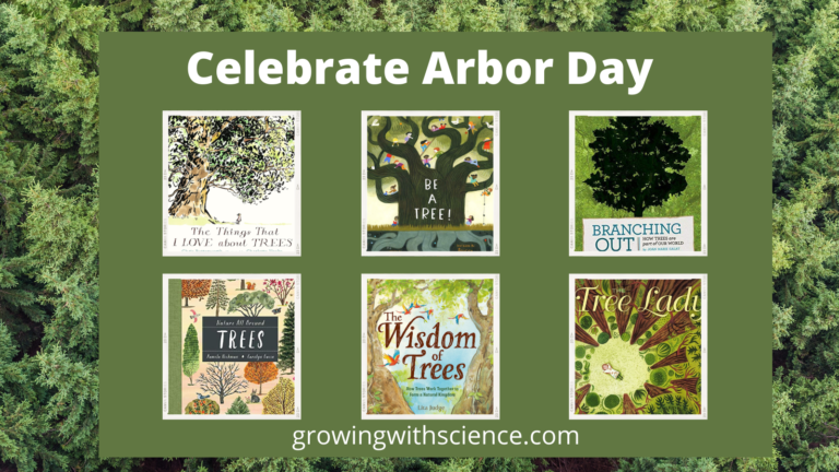 Walk in the Woods for Arbor Day